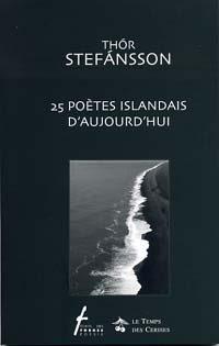 25 poètes islandais d'aujourd'hui