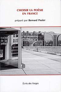 Choisir la poésie en France
