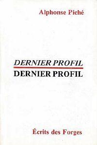 Dernier profil