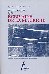 Dictionnaire des écrivains de la Mauricie