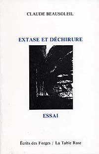 Extase et déchirure