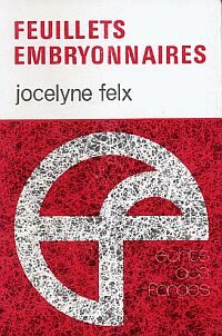 Feuillets embryonnaires