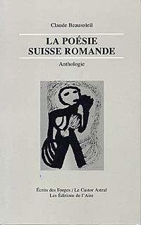 La poésie suisse romande