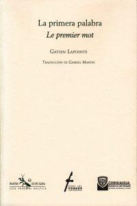La primera palabra / Le premier mot