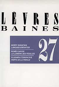 Lèvres urbaines 27
