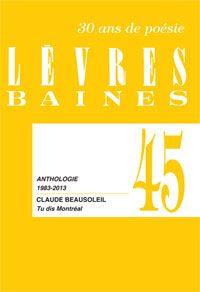 Lèvres urbaines 45 - 30 ans de poésie