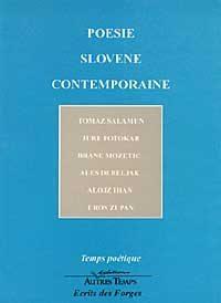 Poésie slovène contemporaine