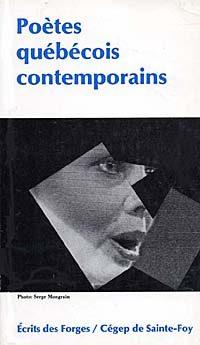 Poètes québécois contemporains