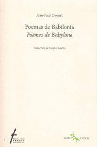 Poemas de Babilonia / Poèmes de Babylone