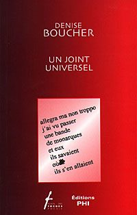 Humeante vinculo universal / Un joint universel