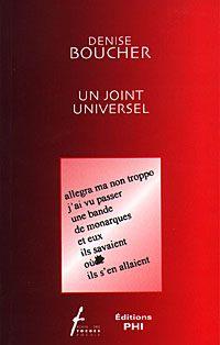 Un joint universel