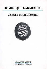 Visages, pour mémoire